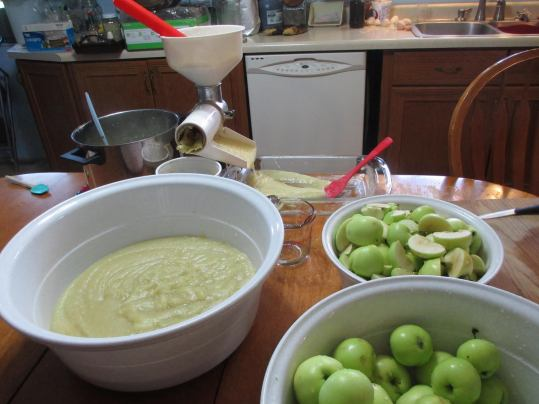 Canning_Applesauce